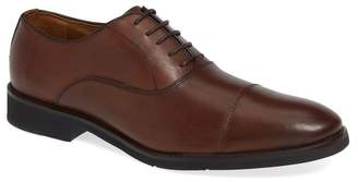 Johnston & Murphy Carlson Cap Toe Oxford - Wide Width Available