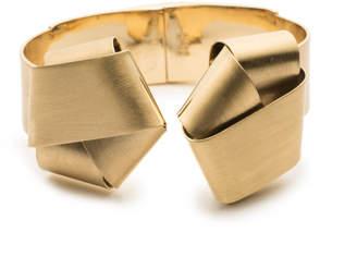 Alexis Bittar Folded Knot Hinge Bracelet