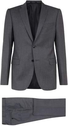 Emporio Armani Marl Two-Piece Suit