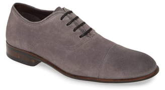 John Varvatos Seagher Cap Toe Oxford