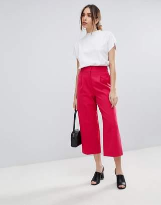 Asos DESIGN Tailored Minimal Culottes