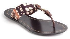 Nine West Spice It Up Thong Sandals