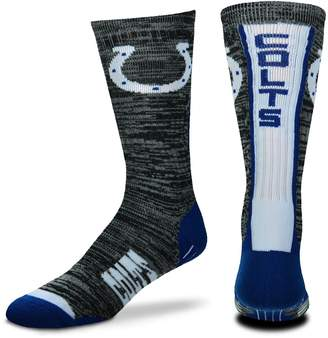 Unbranded Women's For Bare Feet Indianapolis Colts Team Vortex Socks
