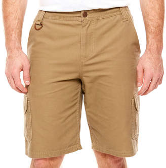 M·A·C Big Mac Relaxed Fit Canvas Cargo Shorts