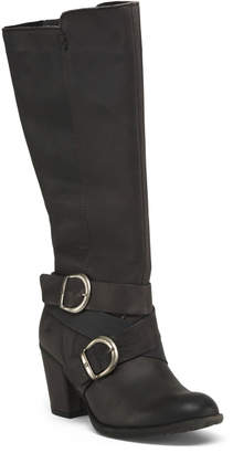 Børn High Shaft Leather Boots