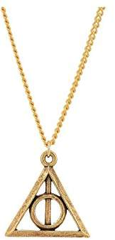 Alex and Ani Women Gold Pendant Necklace of Length 81.28cm AS17HP23RG