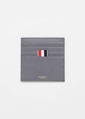 Thom Browne Bicolor Square Card Holder
