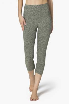 Beyond Yoga High-Waisted Spacedye Capri
