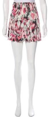 IRO Dillik Digital Print Skirt