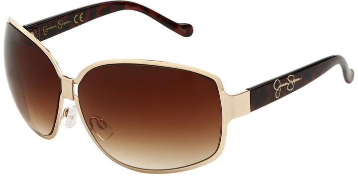 Jessica Simpson J481 (Gold) - Eyewear