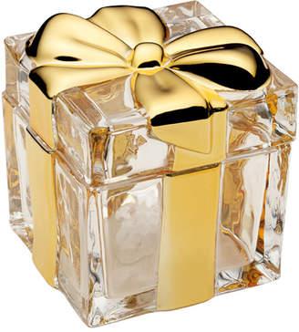 Mikasa Celebrations By Holiday Treats Large Covered Glass Box