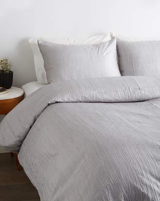Boho Bed Crinkle Duvet Set