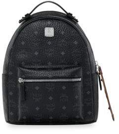 MCM Stark Textured Backpack