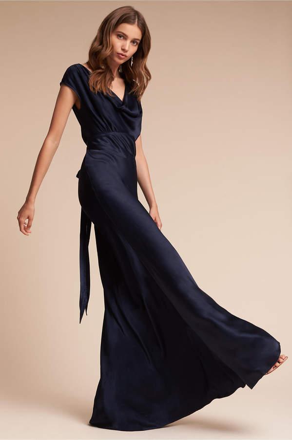 BHLDN Gloss Dress