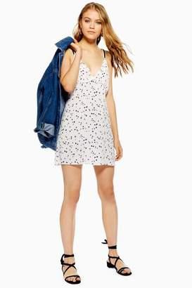 Topshop Petite Mini Slip Dress