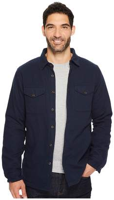 The North Face Cabin Fever Wool Shirt Men's Long Sleeve Button Up