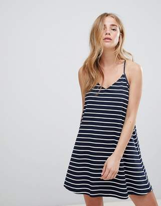 Jack Wills Jersey Striped Swing Dress