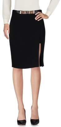 X'S MILANO Knee length skirt