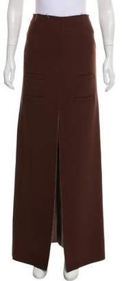 J.W.Anderson Slit Maxi Skirt