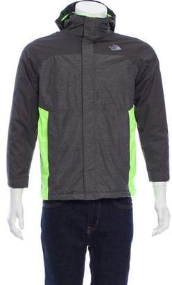 The North Face Lined Zip Jacket w/ Tags