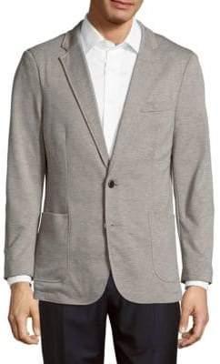Saks Fifth Avenue Textured Woven Jacket