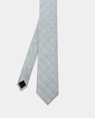 Ted Baker COASTL Subtle check silk tie