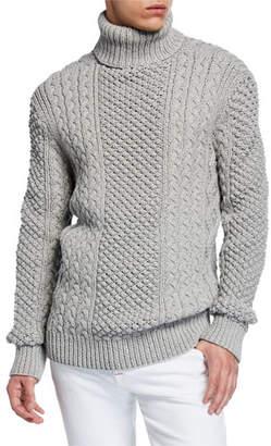 4b101031b Michael Kors Men's Turtleneck Sweaters - ShopStyle