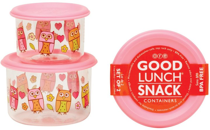 SugarBooger by O.R.E. Good Lunch Snack Container Set - Matryoshka Doll