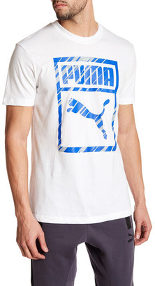 PUMA Boxed-In Tee $25 thestylecure.com