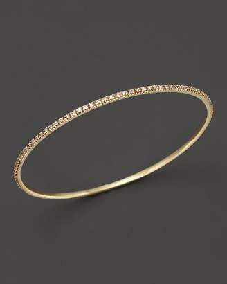 KC Designs Diamond Bangle in 14K Yellow Gold