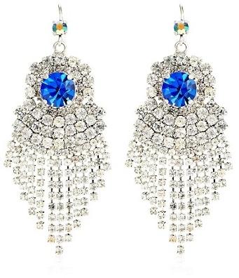 Chandelier Fringe Earrings