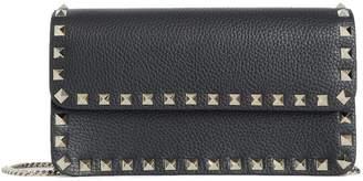 Valentino Chain Strap Studs Pouch