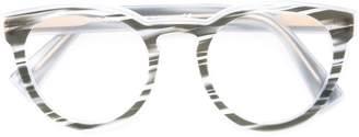 Dolce & Gabbana Eyewear gradient frame glasses