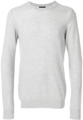 Emporio Armani slim fit sweater