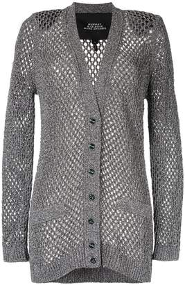 Marc Jacobs loose knit cardigan