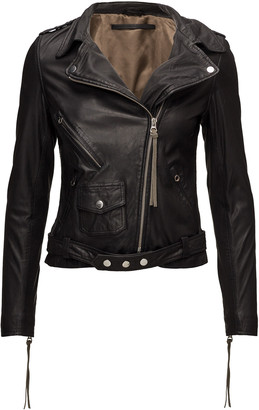 28577fb4db28 Munderingskompagniet Mdk Munderingskompagniet - MDK London Thin Leather  Jacket