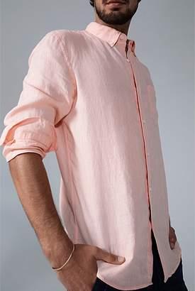 Country Road Regular Irish Linen Shirt