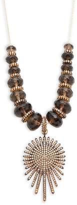 Azaara Women's Crystal Pendant Necklace