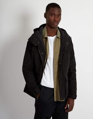 Penfield Kasson Jacket Black
