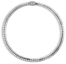 John Hardy Modern Chain Silver Small Necklace