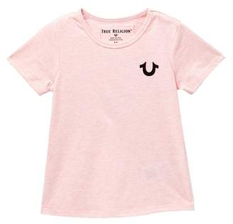True Religion Crafted Tee (Toddler & Little Girls)