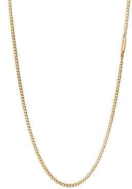 Miansai 14K Yellow Gold Chain Necklace