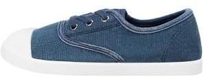 MANGO Unisex canvas sneakers