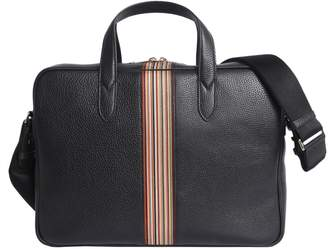 Paul Smith Duffle Bag With Iconic Band