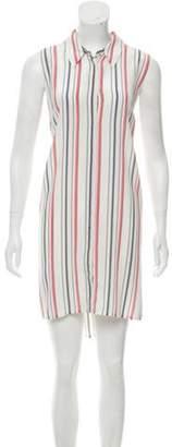 Elizabeth and James Silk Shift Dress w/ Tags multicolor Silk Shift Dress w/ Tags