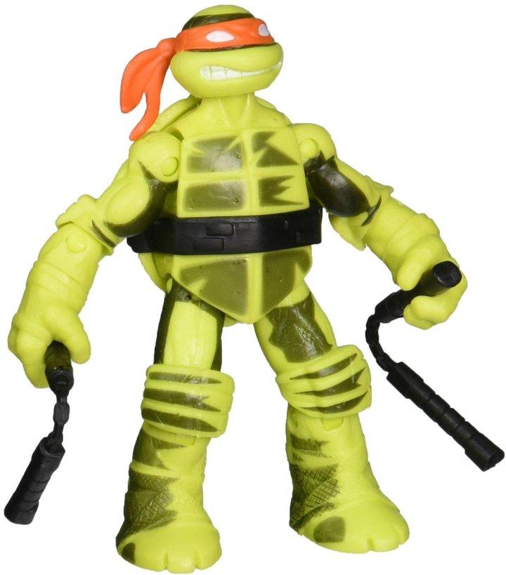 Teenage Mutant Ninja Turtles Ninja Color Change Michelangelo