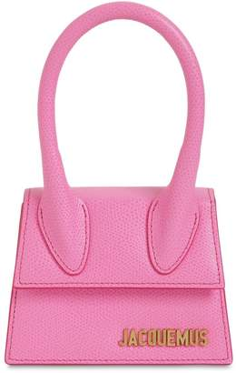 Jacquemus Le Chiquito Grained Leather Bag