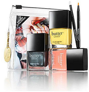 Butter London Punk Rock Plaid Get The Look Kit