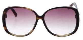 3.1 Phillip Lim x Linda Farrow Oversize Gradient Sunglasses