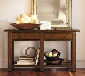 Used Pottery Barn Benchwright ShopStyle - Pottery barn benchwright end table